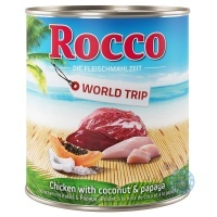Rocco World Trip Ямайка