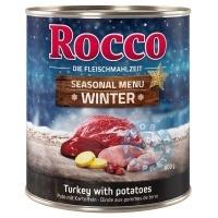 Rocco зимно меню Говеждо и пуешко с картофи