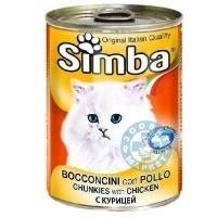 Simba Храна за котки 415г