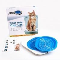 Тренировъчна тоалетна за котки