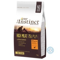 True Instinct Cat High Meat Пиле